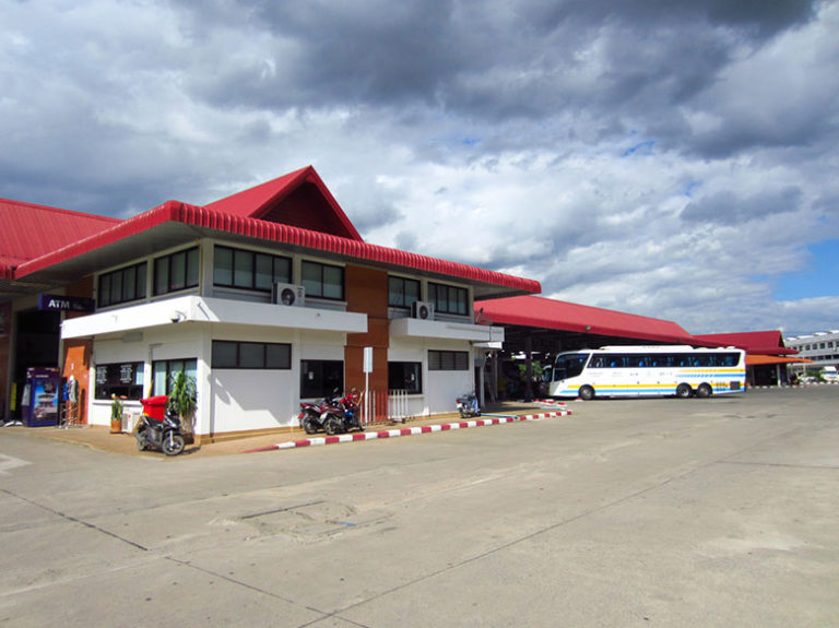 Chiang Rai Bus Station